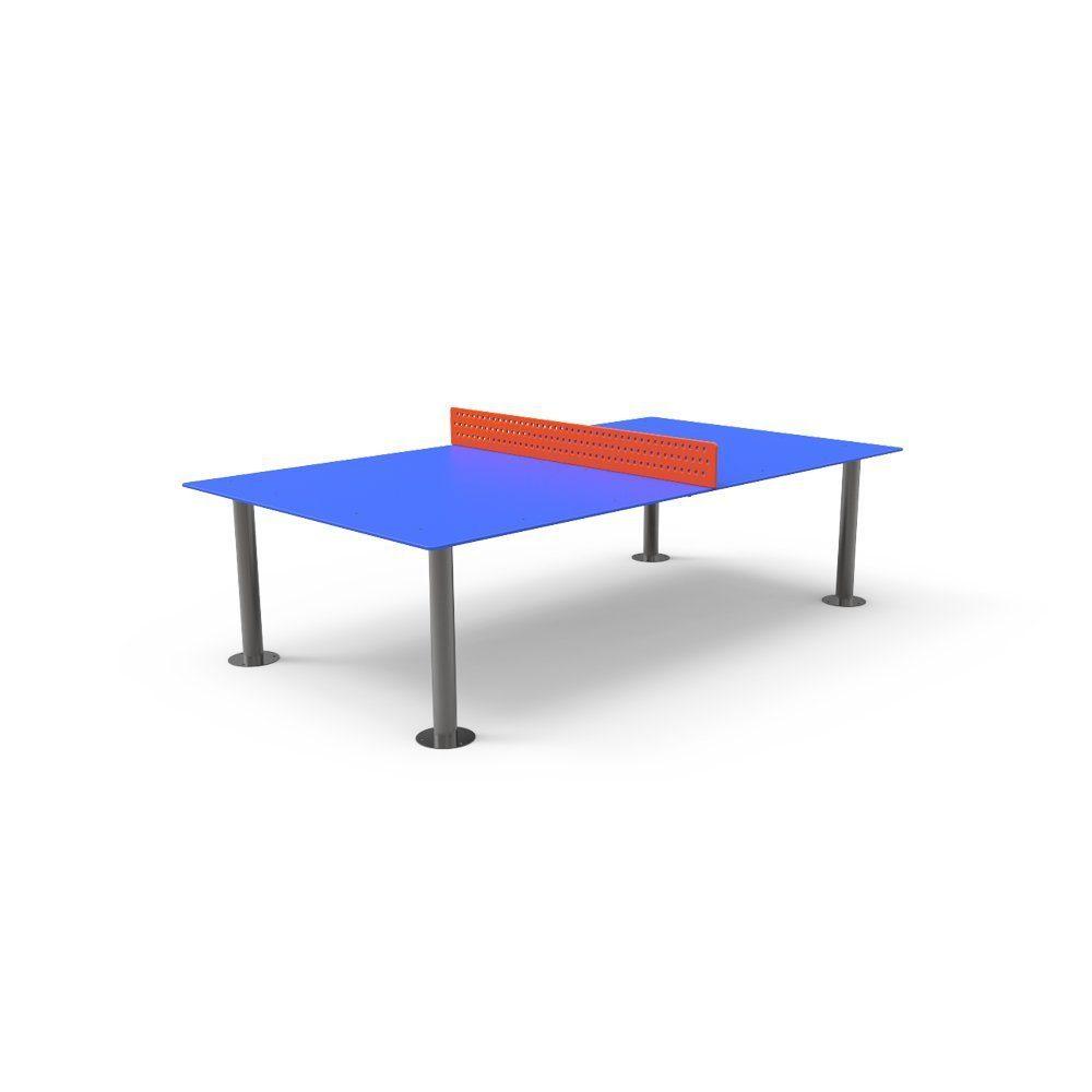 Mesa de Ping-Pong Antivandálica