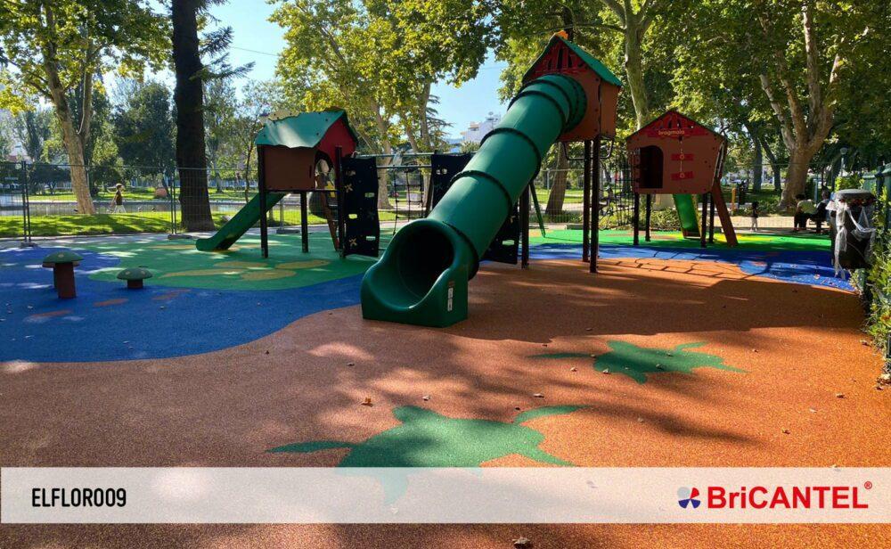 Setúbal - Parque Infantil do Bonfim