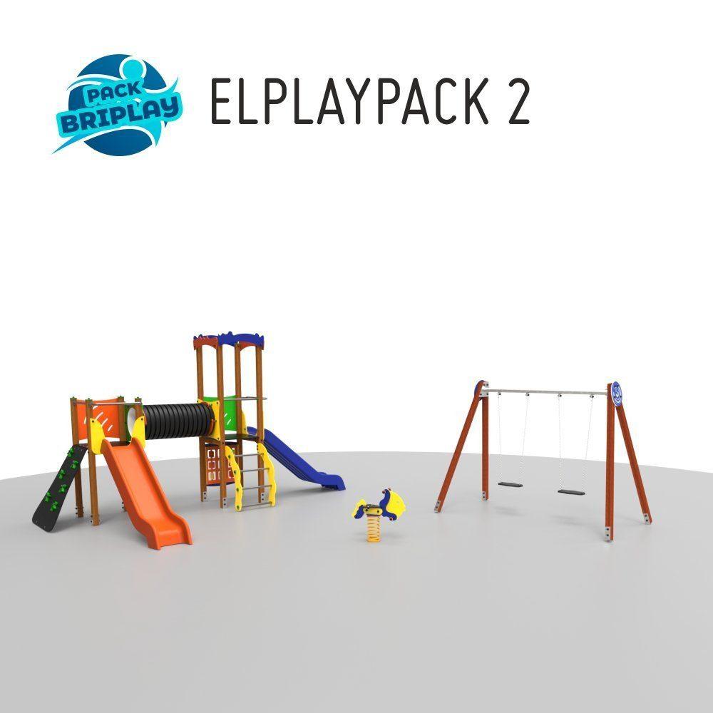 Pack BriPlay 2