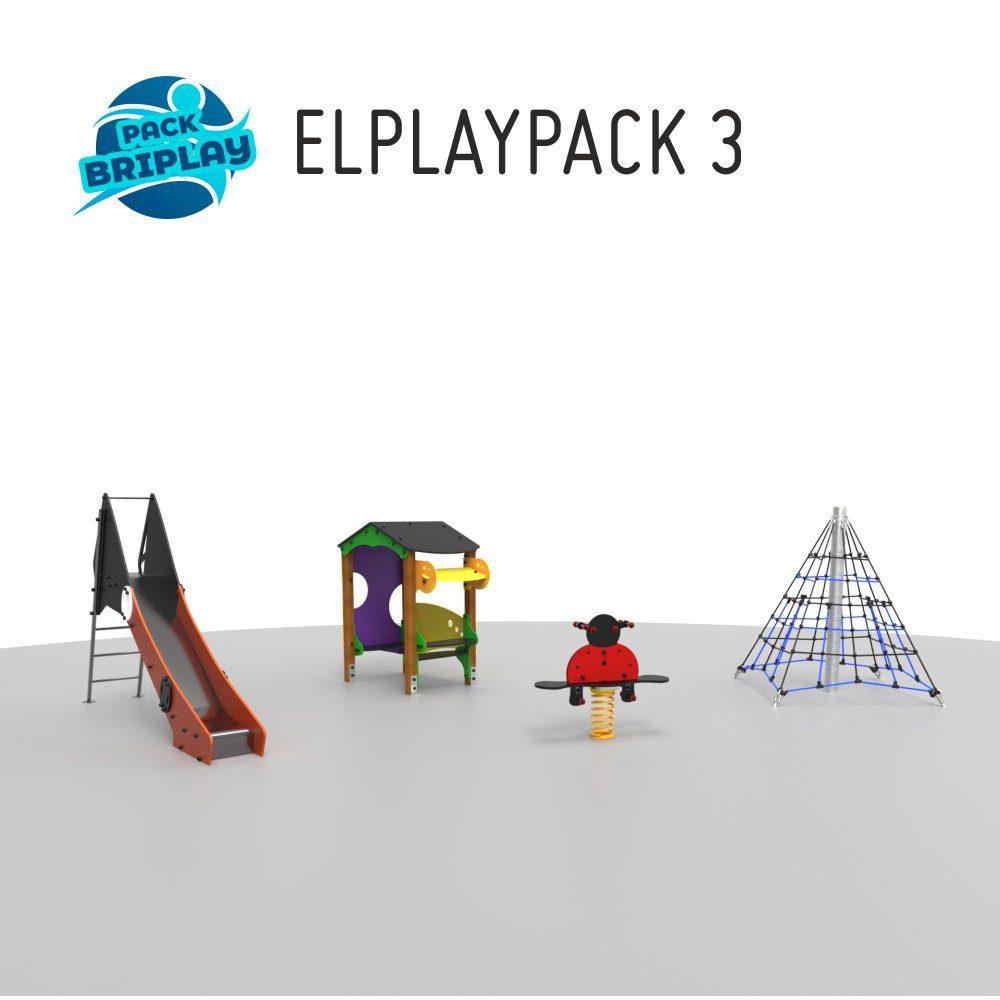 Pack Briplay 3