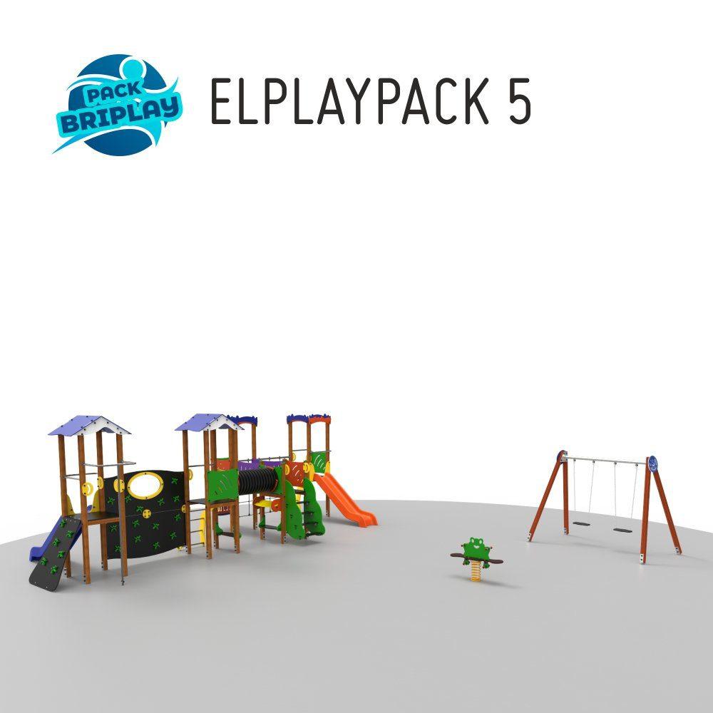 Pack BriPlay 5