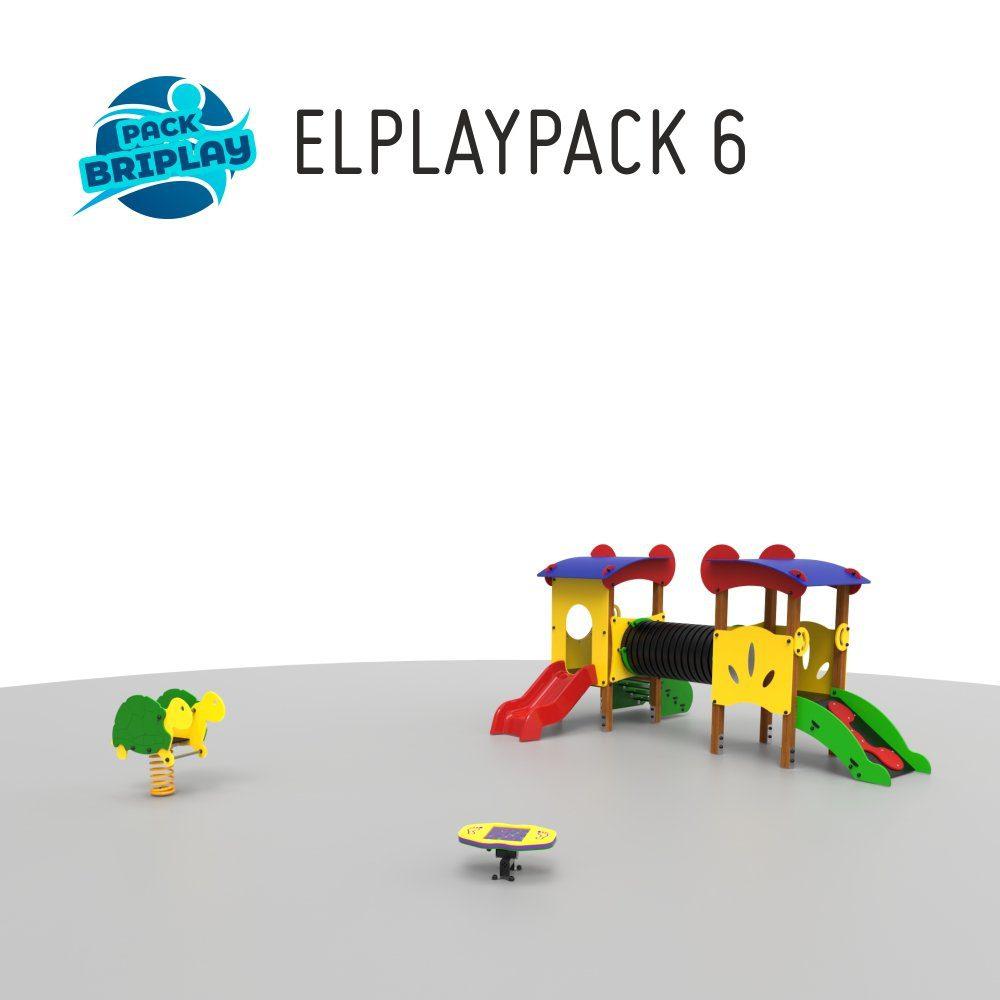 Pack BriPlay 6