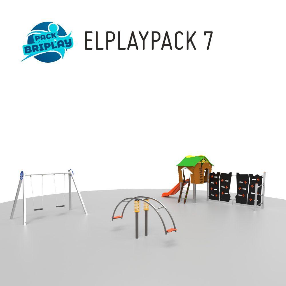 Pack BriPlay 7