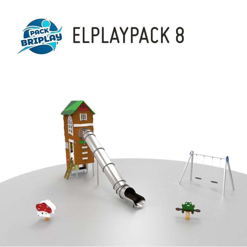 Pack BriPlay 8