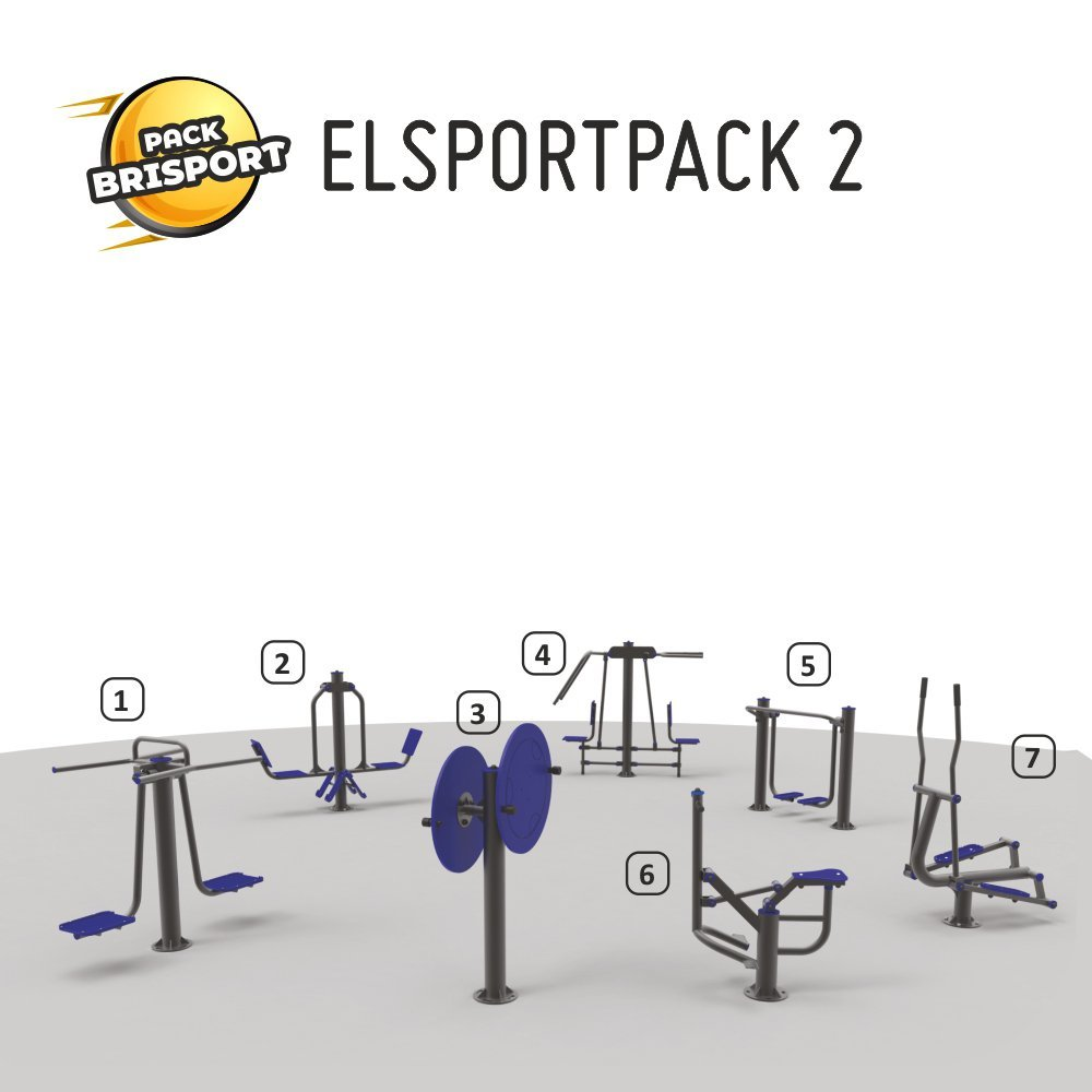 PACK SPORT 3