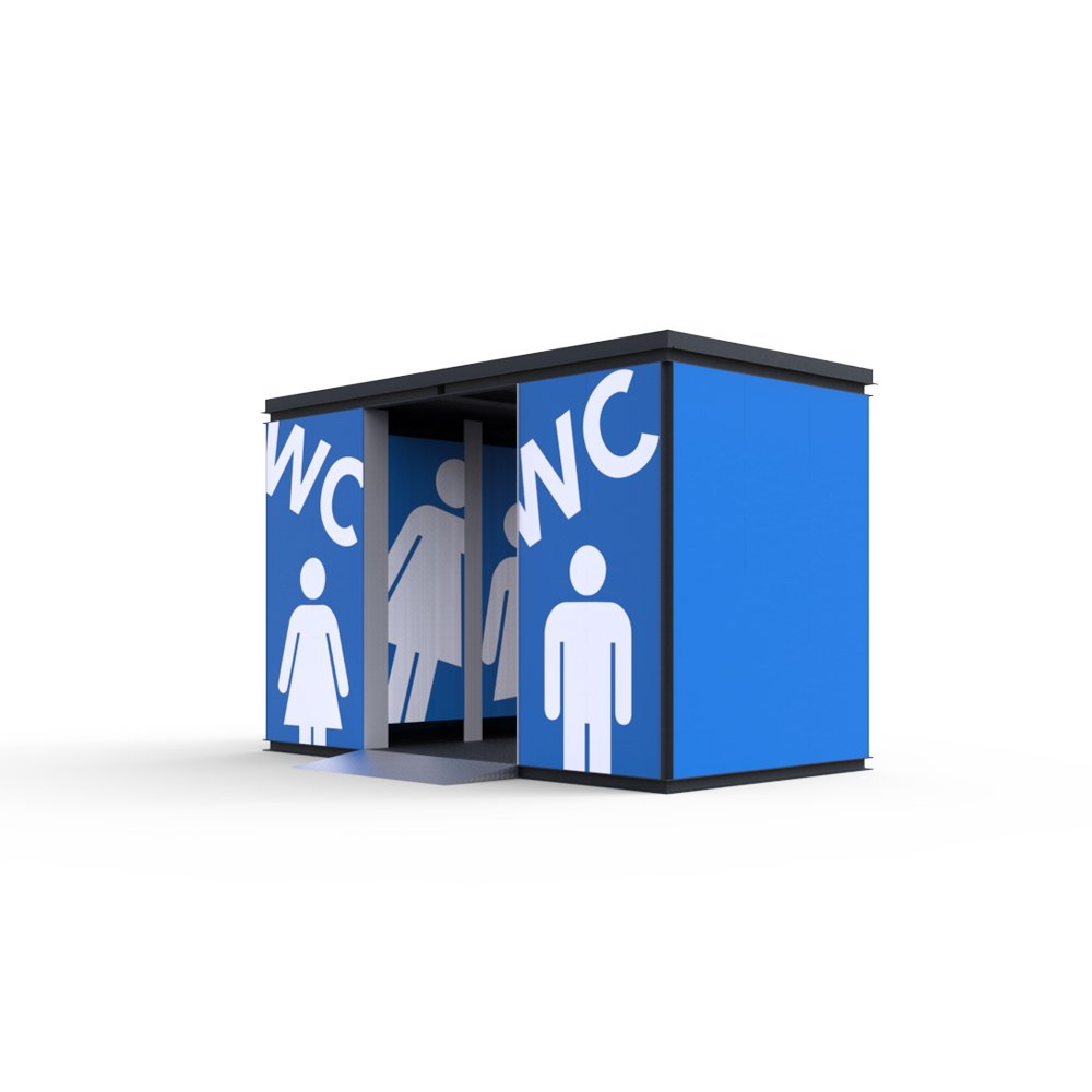 WC 6 Pessoas (HPL)