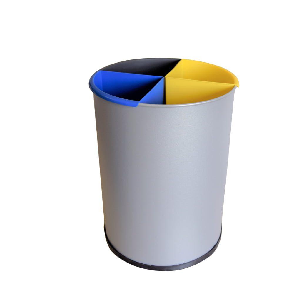 Papeleiras para Reciclagem Selectiva