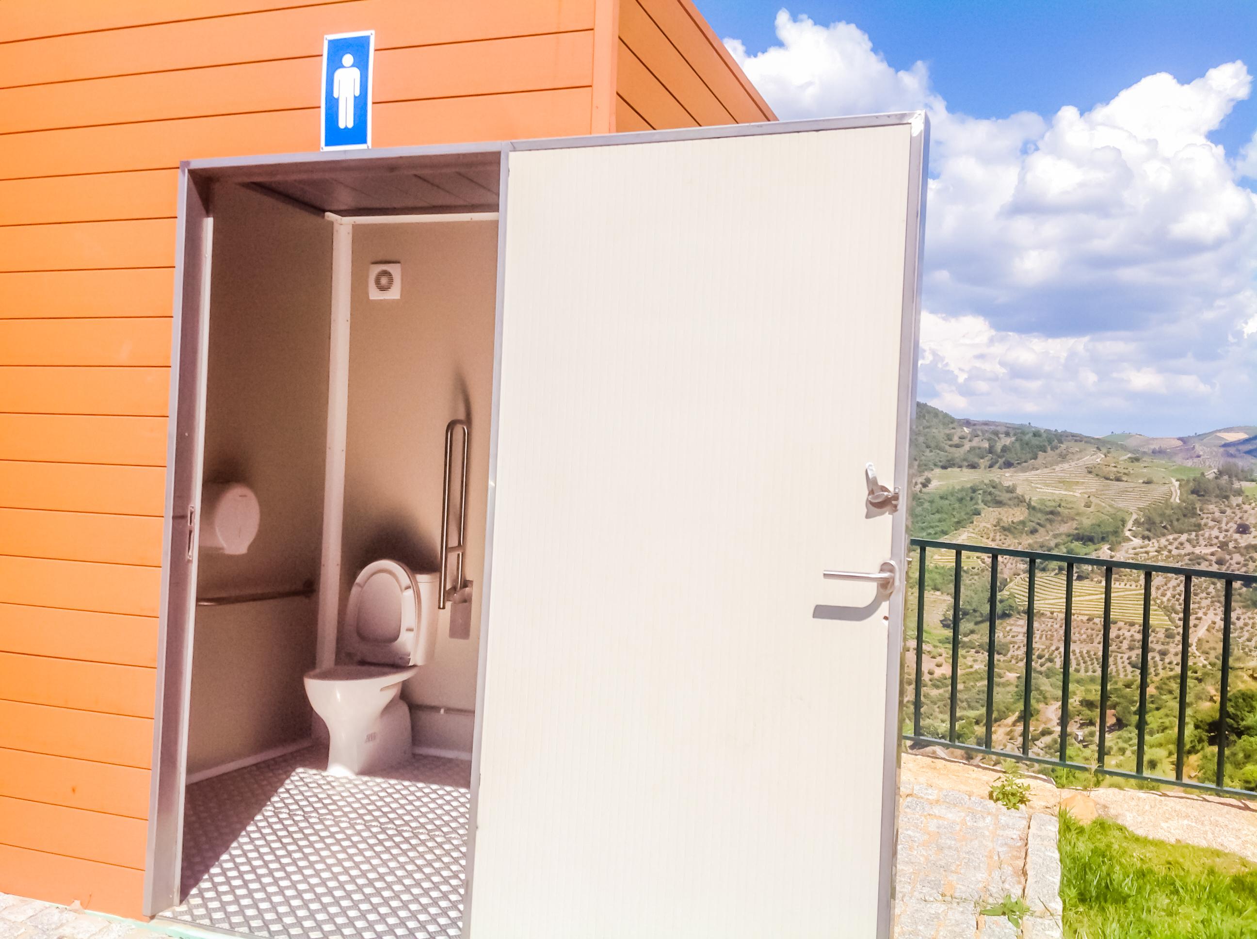 WC Simples Silver Bricodeck